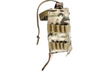 Tactical Assault Gear MOLLE MBITR Folding Radio Pouch, Multicam 813304