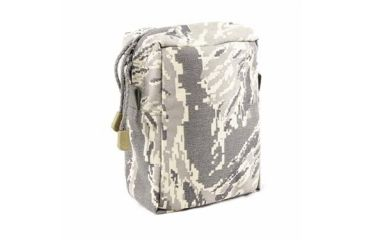 Tactical Assault Gear MOLLE Padded Night Vision/Utility Pouch ABU 816360