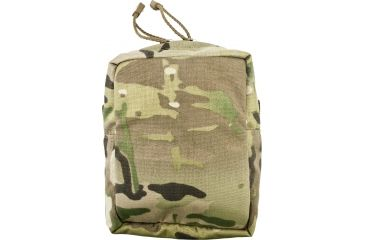 Tactical Assault Gear MOLLE Padded Night Vision/Utility Pouch Multicam 816365