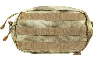 Tactical Assault Gear MOLLE Utility Horizontal Pouch, A-TACS 813399