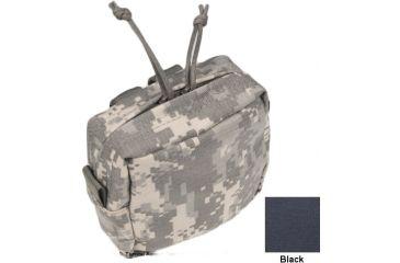 Tactical Assault Gear MOLLE Utility Mini Pouch, Black 812298
