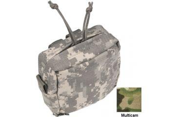 Tactical Assault Gear MOLLE Utility Mini Pouch, Multicam 812302