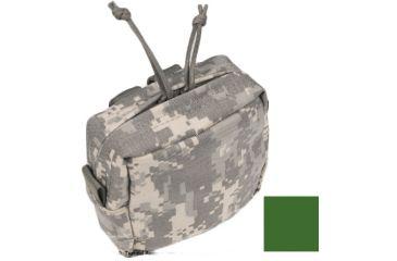 Tactical Assault Gear MOLLE Utility Mini Pouch, Ranger Green 812300