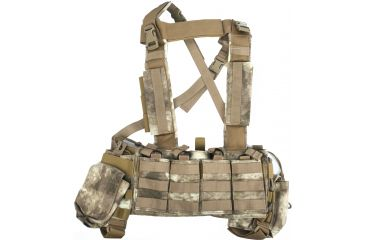 Tactical Assault Gear Phalanx Rig Type 2 MOLLE Chest Rig, A-TACS 816309