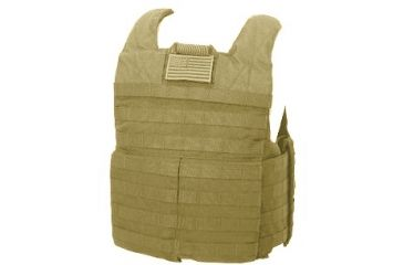Tactical Assault Gear Rampage Releasable Armor Carrier Smallmedium Coyote Tan 812450