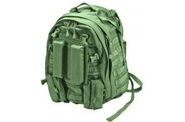 Tactical Assault Gear Sniper Pack w/ Sternum Strap & 2 Ammo Pouches, Ranger Green 811899