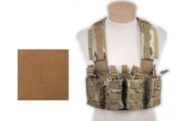 Tactical Assault Gear Vendetta Chest Rig, Coyote Tan 816340