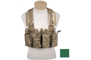 Tactical Assault Gear Vendetta Chest Rig, Ranger Green 816342