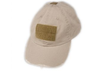 Tactical Assault Gear Warrior Hat Distressed Coyote Tan WH2CT