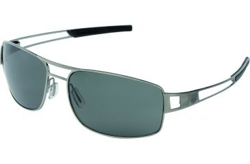Tag Heuer Speedway Sunglasses, Dark Frame/Black Temples, Green Precision Lens, Polarized 0201-302