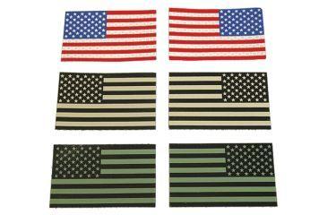 TAG IR American Flag Patch