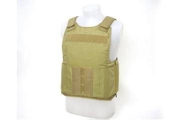 1-Tactical Assault Gear Large Havoc Armor Carrier Vest