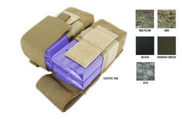 Tactical Assault Gear MOLLE M14 Mag 4 Pouch Multicam MM142MC
