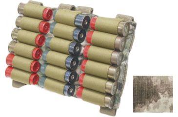 TAG MOLLE Shotgun Shell Rack, A-TACS 820867
