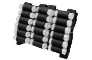 TAG MOLLE Shotgun Shell Rack, Black 820868