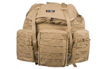 1-Tactical Assault Gear Mountain Ruck LG MOLLE Pack