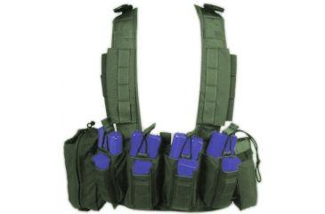 Tactical Assault Gear Phalanx Chest Rig Type 2 MOLLE Ranger Green 816313