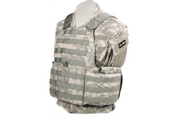 TAG Rampage Armor Plate Carrier Vest, Large/Extra Large, Army ACU 814558