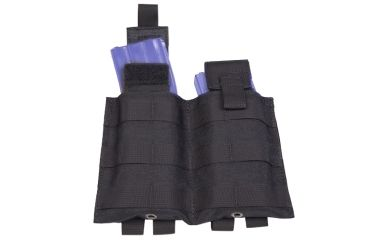 Tactical Assault Gear MOLLE Stacker Mag (2) Pouch