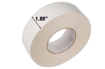 TAG Waterproof Tape 1.88inx60 yards White 801824