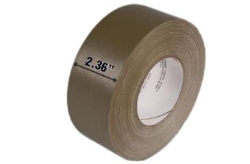TAG Waterproof Tape 2.36inx60 yards Olive Drab 801757