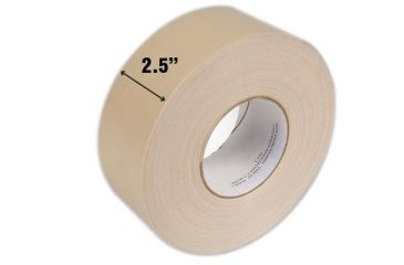 TAG Waterproof Tape 2.5inx60 yards Tan 133863