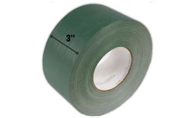 TAG Waterproof Tape 3inx60 yards Dark Green 106045