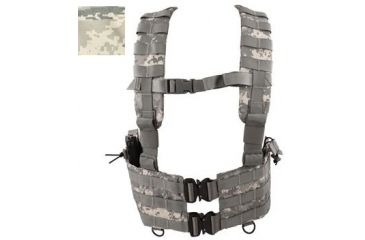 TAG Xerxes Gunner Tactical Vest Rig, ABU 820851