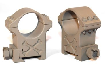1-Talley Tactical Ring, 6 Screw