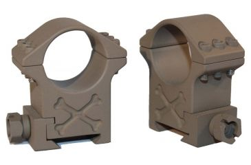 2-Talley Tactical Ring, 6 Screw