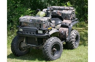 Tamarack Soft Select Front ATV Bag and Quad Trunk ATV Bag