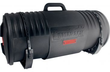 Tamarack Tube-IT ATV Storage Unit, Colors Tamarack TUBE-IT ATV Storage - Black