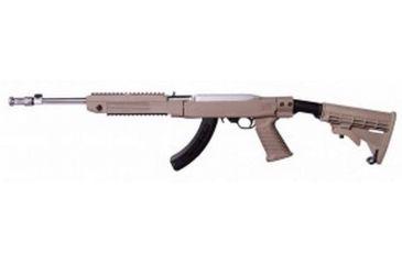 1-Tapco Intrafuse 10/22 Takedown Rifle System - Desert Tan