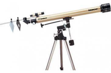 Tasco 900x60mm Luminova Refractor Telescope