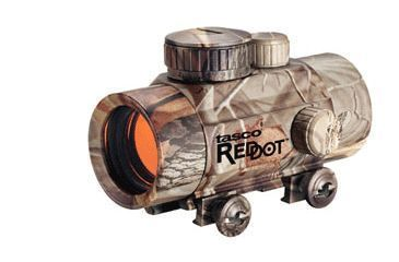 Tasco Red Dot 1x30mm 5 MOA Rifle Scope Camo BKRD30MO