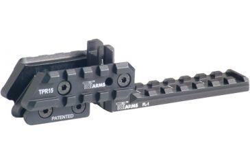 Tdi Arms AR15 Triple Picatinny Rail