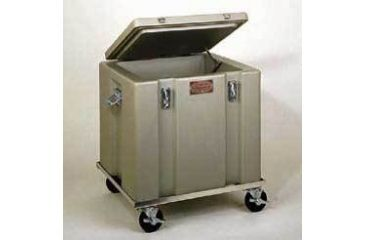 Tegrant Thermosafe ThermoSafe Dry Ice Storage and Transport Chests, ThermoSafe Brands 302 Dry Ice Chest