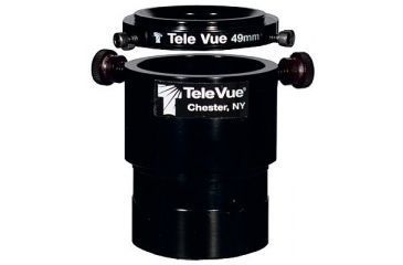 Tele Vue Digital Camera Afocal Radian Adapter 49mm