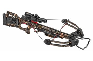 1-TenPoint Crossbow Technologies Turbo GT Crossbow Package w/ 3x Pro-View 2 Scope