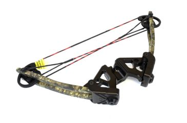 7-TenPoint Crossbow Technologies Turbo GT Crossbow Package w/ 3x Pro-View 2 Scope