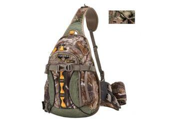 Tenzing TZ 1140 Single Sling Archery Pack,Mossy Oak Infinity,4 Color Display Kraft Carton, Mossy Oak Infinity 981816