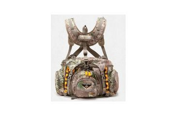Tenzing TZ 1250 Lumbar Crossbow Back Pack - Camouflage, Front 9619-03