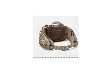 Tenzing TZ 720 Lumbar Pack, AP  in Kraft carton, Back 9815-04