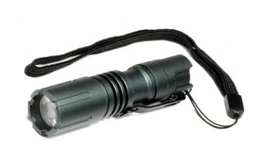 1-Lightstar100 Flashlight 110 Lumens + Strobe (Batteries Incl.)