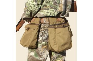 Texas Hunt Co Wing Shooter Game Bags with Belt