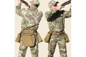 TX Hunt Co Wing Shooter Game Bags with Belt