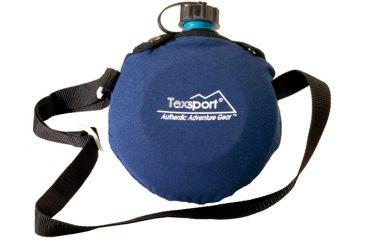 Texsport 1 Quart Poly Scout Canteen TX16450
