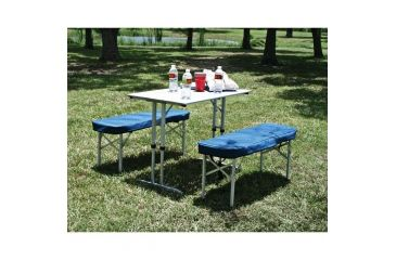 Texsport Fold-up Picnic Table Set 15155