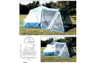 Texsport Meadow Breeze Screen Porch Tent 01111TEX