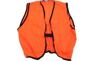 Texsport Mesh Optic Orange Vest 168130